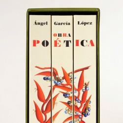 Libro: Obra poética de Ángel García