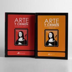 Diseño Editorial: Colección Arte y Crimen