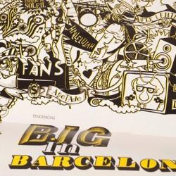 Big in Barcelona, / Barcelonés