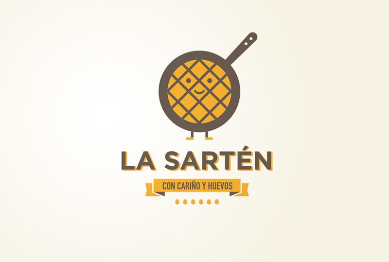 Branding para La Sartén