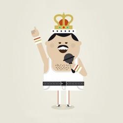 Proyecto de ilustración Mus-icon