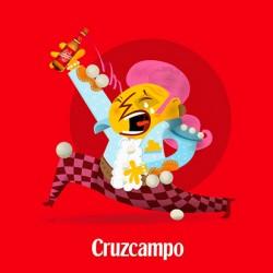 Cruzcampo: Ilustraciones para Campaña Carnaval de Cádiz