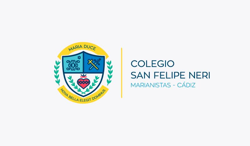 Logotipo Colegio San Felipe Neri de Cádiz