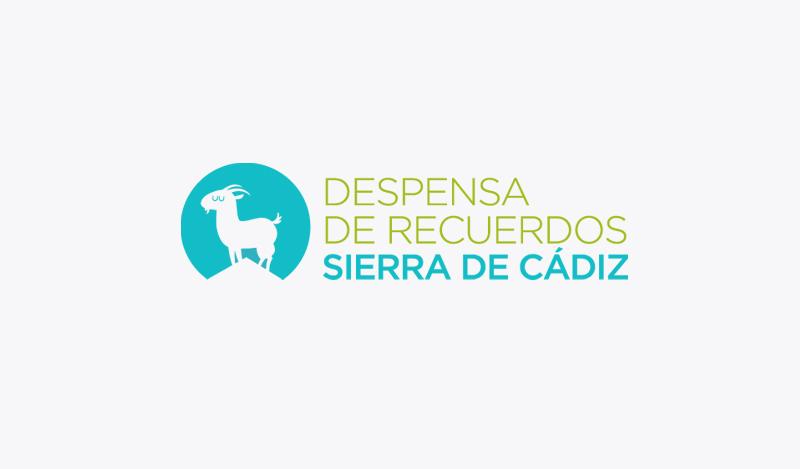 Diseño de Logotipo. Despensa de Recuerdos. Cabra Payoya. Cádiz