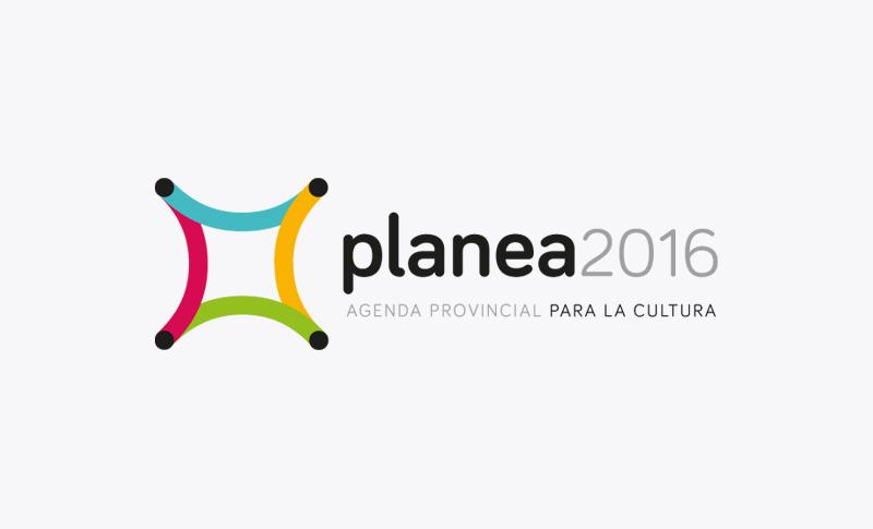 Diseño de Marca para Planea 2016