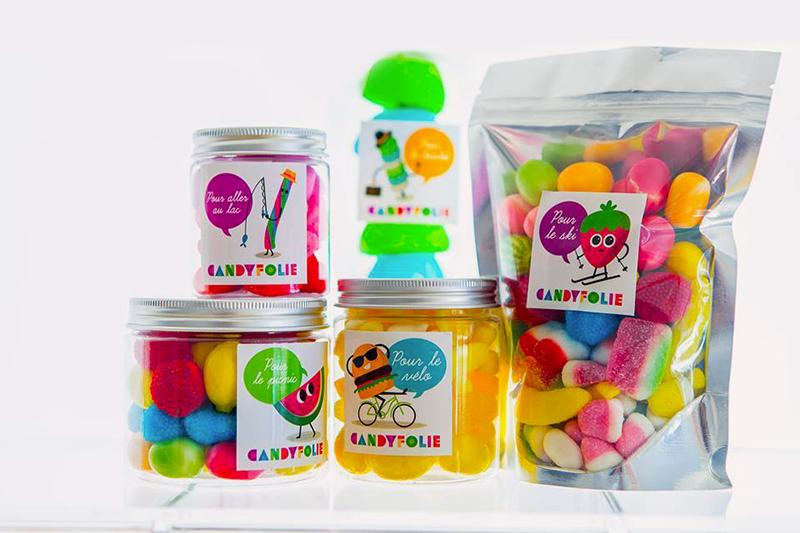 Gominolas Candyfolie