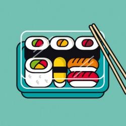 Sushi Bigott foodtruck