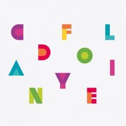 Aplicación del logotipo de candyfolie
