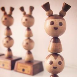 Diseño de premios con los peques